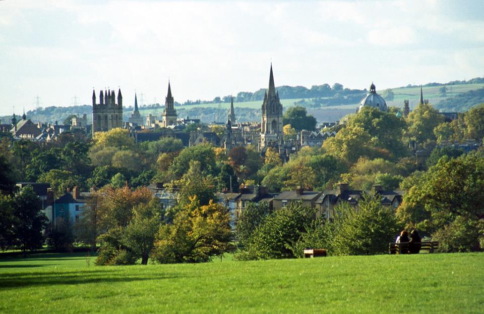 University of Oxford's campus